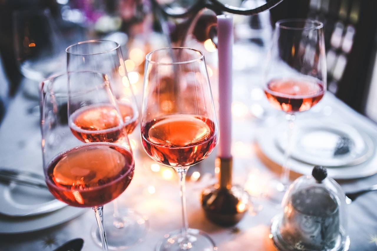 glas-rosvin-som-serveras